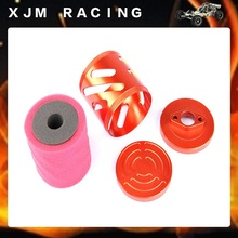 RC Car CNC metal air filter set fit hpi rovan baja 5b