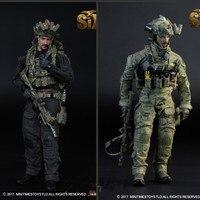 [ESTARTEK] Minitimes Mini M008 / M009 1/6TH Scale U.S. NAVY Seal Team Six 12 Collectible Military Action Figure