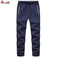 UNCO BOROR Plus Size 6XL 7XL 8XL Brand Mens Casual Hoody Pants Slim Fit Men S