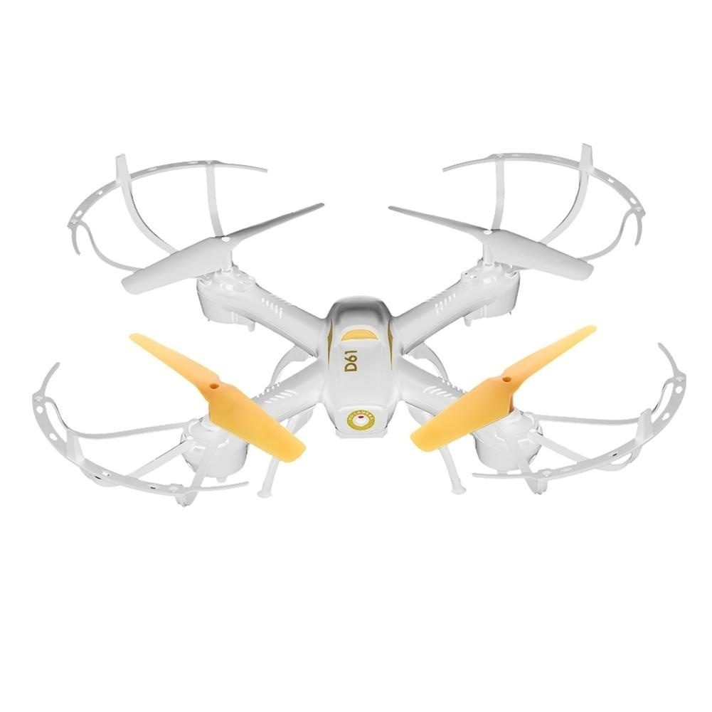 Hoge kwaliteit RC Quadcopter WiFi Hoogte Houden Voice Control Drone met led verlichting Headless RC Helikopters - 4