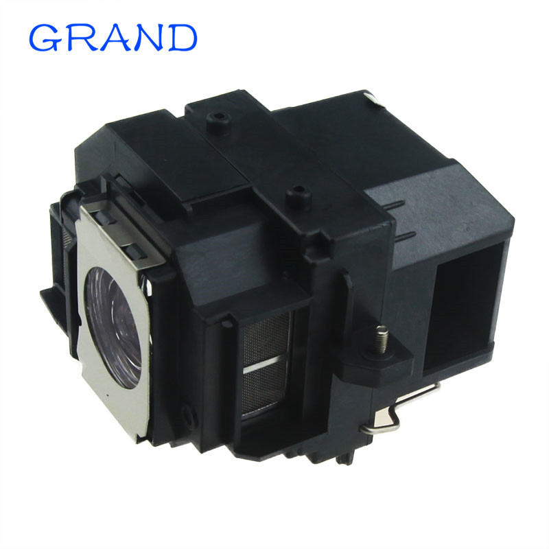 Replacement Projector Lamp with Housing ELPLP56 / V13H010L56 for EPSON EH-DM3 / MovieMate 60 / MovieMate 62 HAPPY BATE elplp44 v13h010l44 compatible projector lamp for epson eh dm2 dm1 moviemate 50 with housing