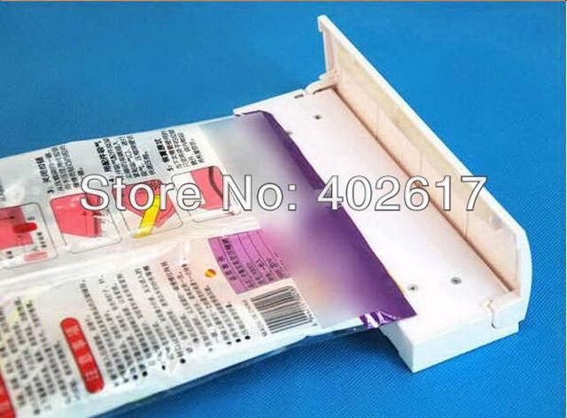 wholesale Plastic Bag Reseal Save Fresh Food Heat Sealer Reseal & Save Portable Vacuum Sealer Use Betteries Free Shipping