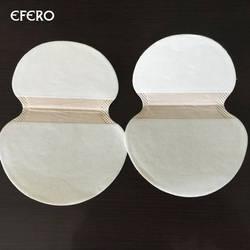 Efero 50 пара Летние подмышек колодки анти пот колодки дезодорант от пота одноразовые подмышечные прокладки для защиты одежды от пота Стикеры