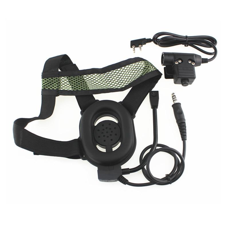 Tactical Bowman Elite II Radio шлемофон навушніка з - Пераносныя рацыі - Фота 2