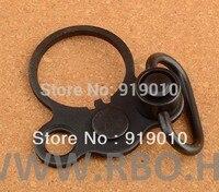 AR15 Dual Loop Ambidexrous Sling Adapter End Plate Quick Detach QD Sling Swivel