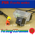 for Sony ccd car rear camera for Toyota 2013 Camry EZ VIOS Yaris corollaEX corolla camera Parking Assistance