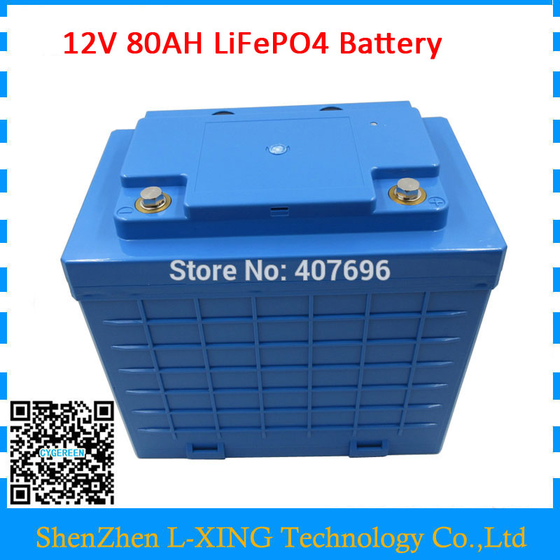 12V lifepo4 80AH battery 12V 350W 12V 80AH battery 12 V lifepo4 battery 4S free customs duty With 5A Charger free customs fee 350w 12v 40ah battery 12 v 40000mah lithium ion battery for 12v 3s rechargeable battery 12 6v 5a charger