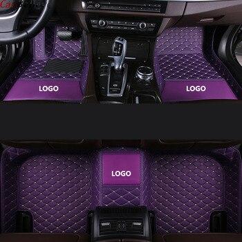 Car Believe car floor mat For hyundai tucson 2019 santa fe veloster accent 2008 solaris 2017 elantra 2012 accessories carpet rug