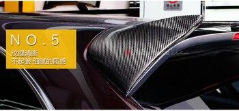 Misura per Porsche Cayenne In fibra di Carbonio spoiler