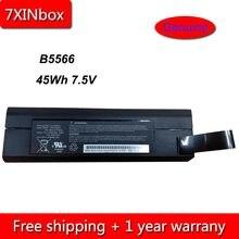 7 XINbox 45Wh 7.5 V Genuine Bateria Para Sagemcom B5566 0B20-01FT0SM 253673352 21CR19/66-2 Series 6000 mAh baterias