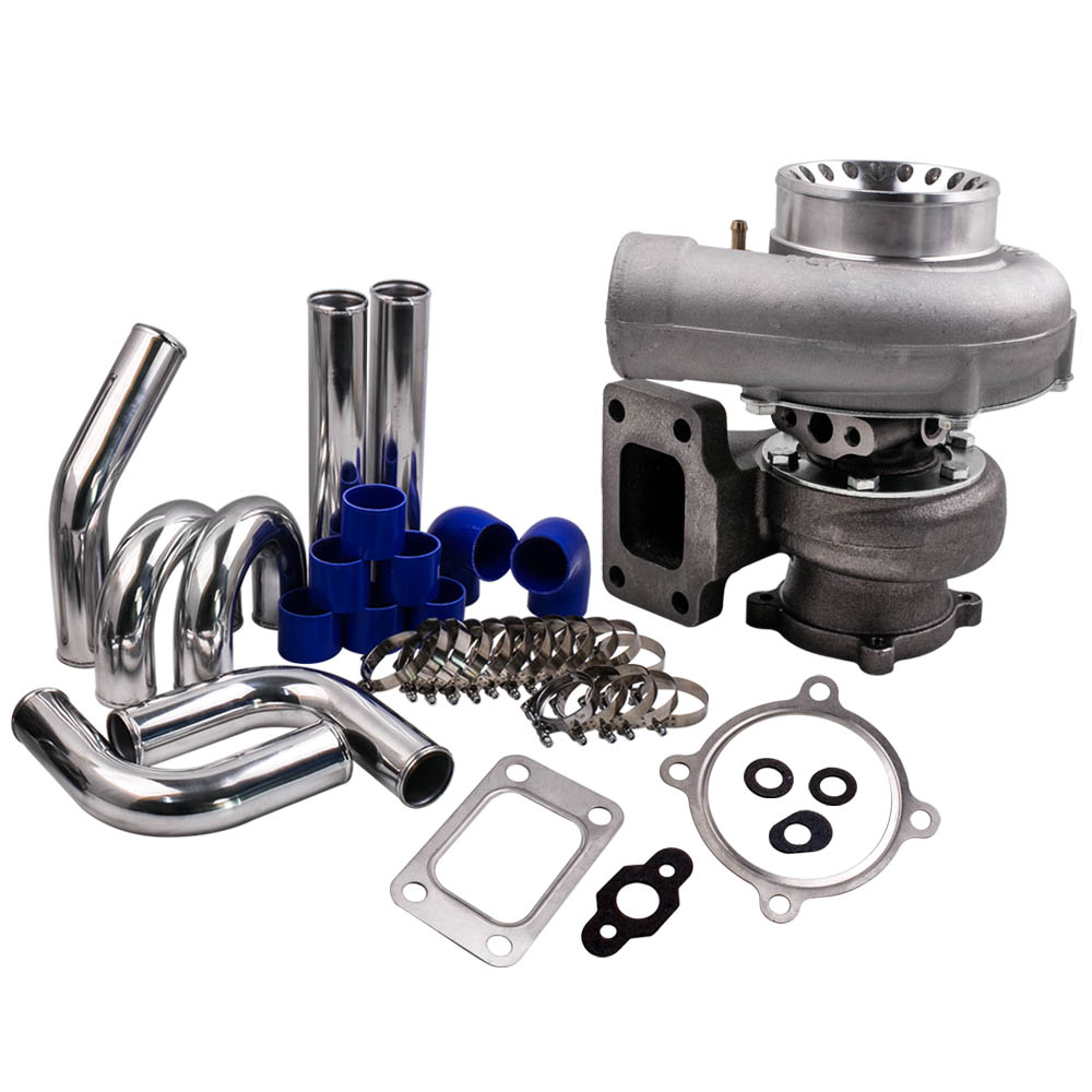 Universal Turbo Kit 4 Cylinder: Universal GT35 GT3582 Turbo For All 4/6 CYL 3.0L 6.0L + 3