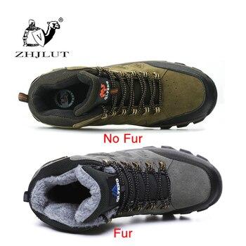 High Quality ZHJLUT Unisex Hiking Shoes 2