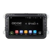 KLYDE 8 2 Din Android 8.1 Car Radio For SKODA Octavia II III FABIA SUPERB Car Audio Multimedia Player Flansh 16GB Car Stereo