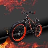 Bicicletas De Aluminio de alta calidad 26 pulgadas 7 velocidad 21 velocidad 26x4.0