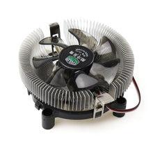 CPU soğutucu soğutma soğutucu Fan intel LGA775/1155/1156 AMD 754 AM2/AM2 +/AM3