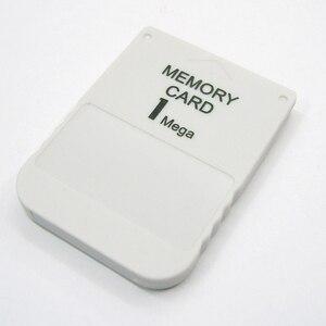 Image 2 - 1 mb profissional adaptador plug armazenamento gaming alta velocidade mini módulo de cartão de memória durável salvar dados para ps1