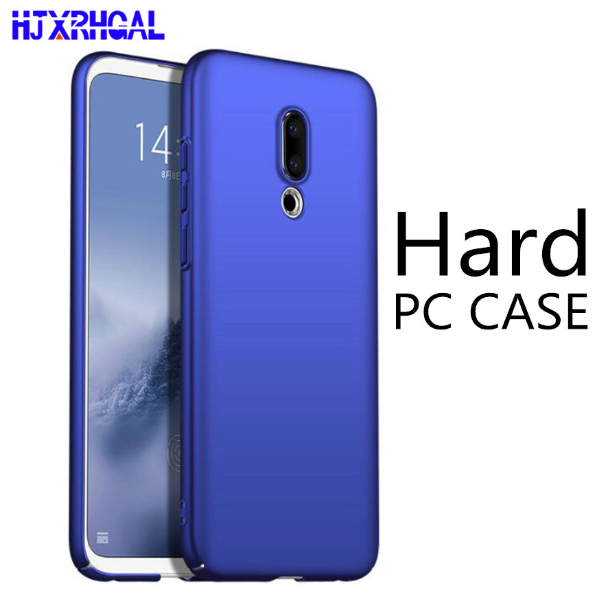 Ultra Slim Hard PC Cases For MEIZU 16th Plus 16X M6 Note 8 Matte Protective Case