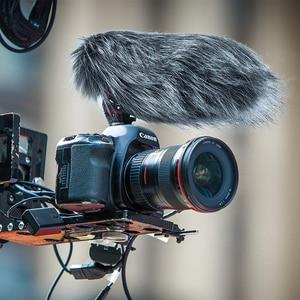 Image 5 - Comica CVM V30 Lite On Camera Microphone, Phone Video Recording Mic for Canon Nikon Sony Fuji DSLR Cameras,Smartphone Microphone