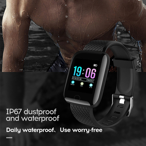Image 5 - Waterproof Smart Watch Men Blood Pressure Heart Rate Monitor Smartwatch Women Fitness Tracker Watch For Android IOS