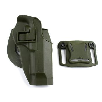 Military Belt Holster Beretta M9 92 96 Pistol Gun Carry Case Tactical Hunting Airsoft Gun Holster Left / Right Hand 4
