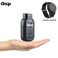 GitUp F1 Wi Fi 4 К 3840x2160 P спортивные Камера Ultra HD промежуток времени видеокамера для спорта на открытом воздухе Велоспорт + оригинальный пульт Упра