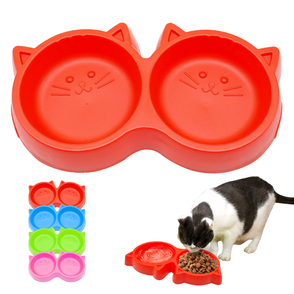 Cat Bowls Kitten Food And Water