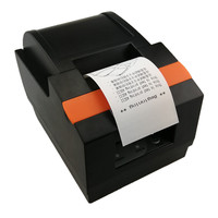 58 мм Термальный чековый принтер автоматическая резка Билл принтер USB LAN Bluetooth принтер супермаркет, розничная торговля