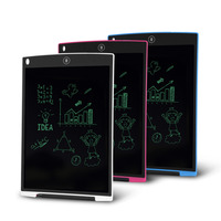 Digital Portable 12 Inch Mini LCD Writing ScreenTablet Drawing Board For Adults Kids Children
