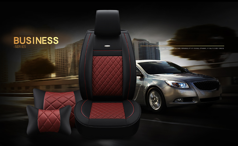 Hlfntf Leather Car Seat Cover For Citroen C3 Xr C4 Cactus C2 C3