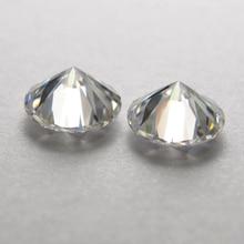 1 Carat /Bag GH color 1.70MM Heart and Arrows cut  diamond Moissanite Stone