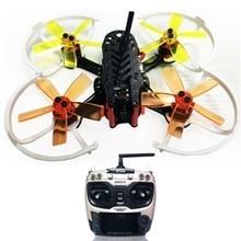 XFX90 Kontrol Penerbangan dengan OSD Kamera Serat Karbon F3 AT9S Transmitter Racing Drone RTF