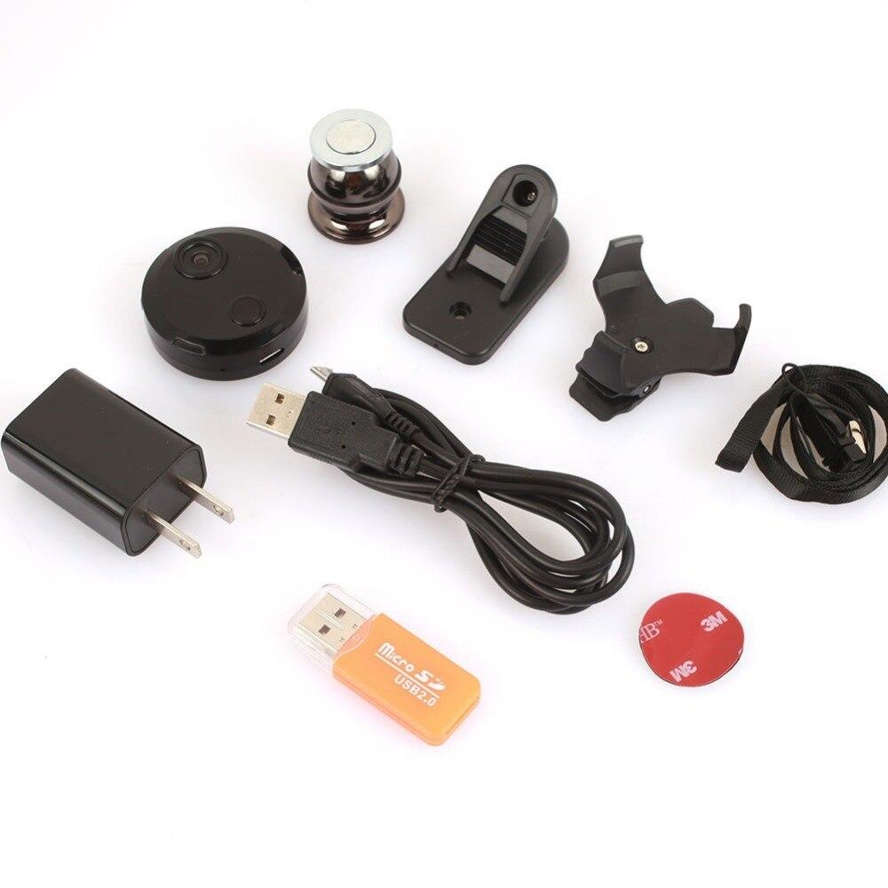 Смарт Wi-Fi мини-Камера HD 1080 P IP-сети видеокамера 12MP Ночное видение обнаружения движения Сенсор спортивный автомобиль Действие DV DVR HDQ15