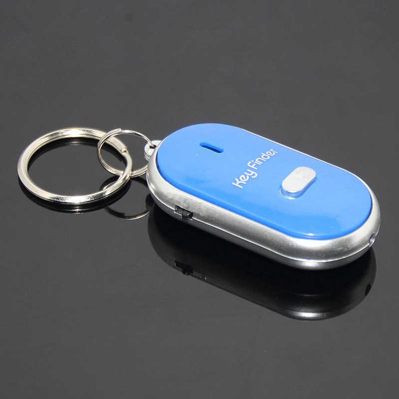 Автомобильный брелок с защитой от потери, брелок для ключей со свистком, брелок для автомобиля, брелок для ключей с звуковым сигналом, брелок для ключей