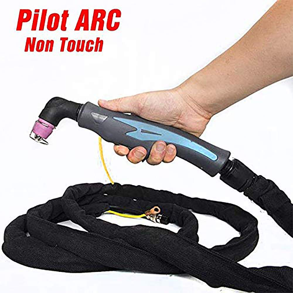 Cutting AG60 WSD60 Pilot Completed 3M 18mm Arc Plasma Cutter Torch Gun SG55 CUT