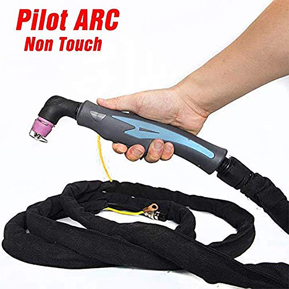 AG60 SG55 WSD60 Plasma Cutter Cutting Torch Gun Pilot Arc Completed 4M CUT 18mm