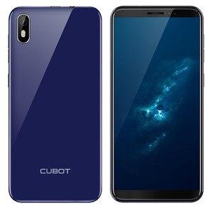 "Image 3 - 2019 Cubot J5 5,5 ""18:9 Smartphone Android 9.0 MT6580 Quad Core 2 GB RAM 16 GB ROM 2800 mAh 3G Dual Sim Celular handy"