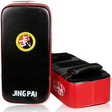 High Quality Muay Thai Target Kick Boxing Target Taekwondo Sanda Martial Arts Training Pads Punch MMA Foot Target