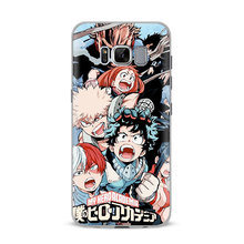 My Hero Academia Samsung Phone Cases