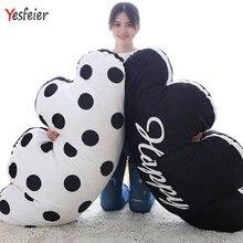 Drop Shipping 110cm 43.30 inch Cute  Cloud plush toys cute pillow cushion at home decorate Pillow Stuffed Soft