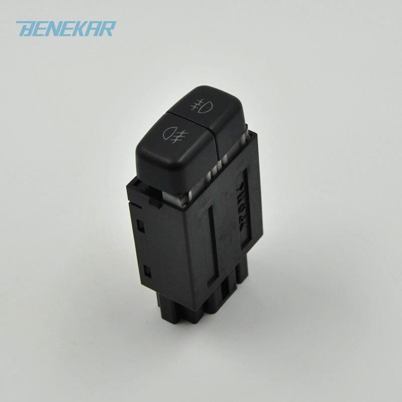 Benekar Fog Lamp Light Switch for Mitsubishi Pajero V73 V77 V87 V93 V97 Montero LANCER