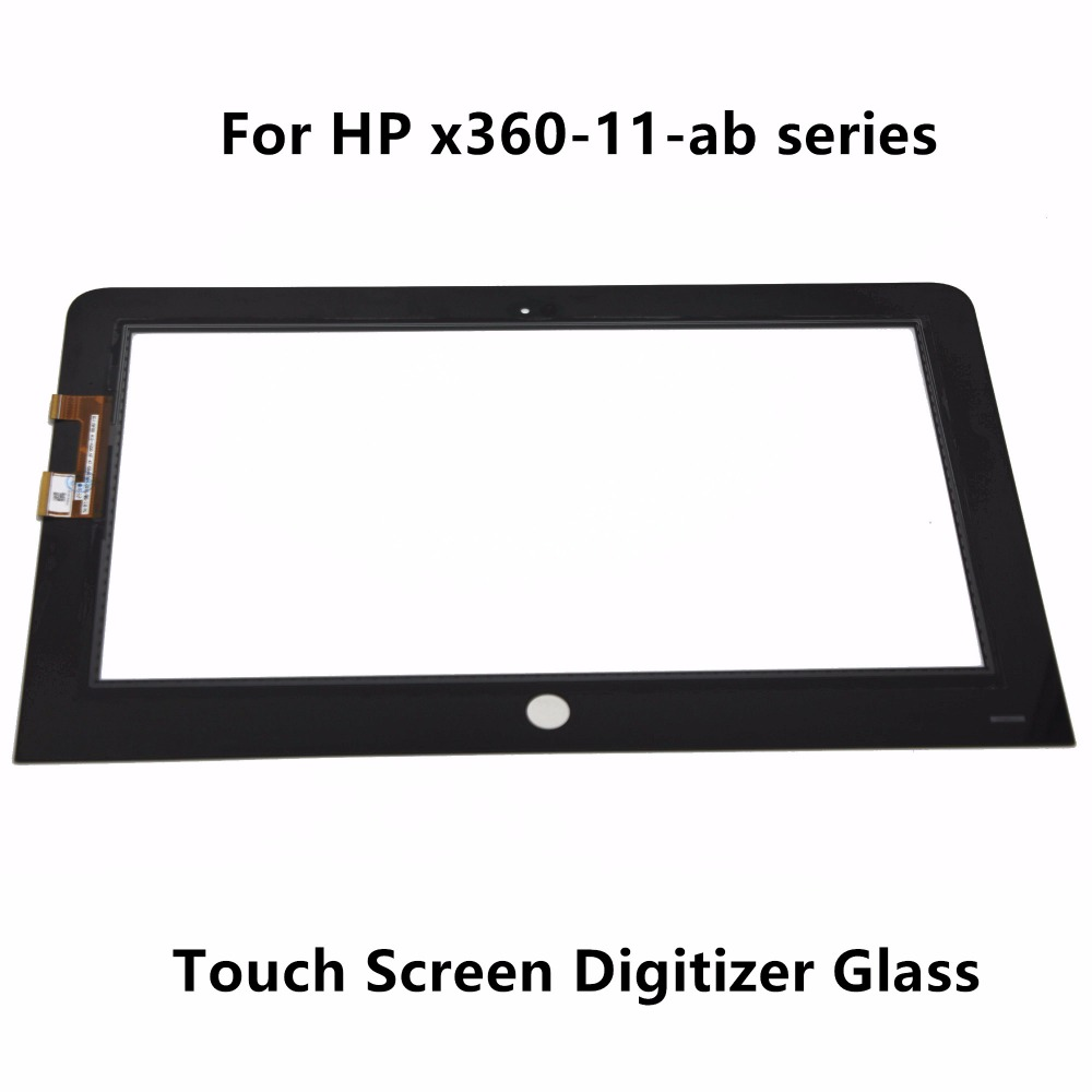 11.6 Touch Screen Glass Panel Digitizer For HPx360-11-ab series ab039tu ab024tu ab011dx ab026tu ab037tu ab041tu ab036tu ab023tu