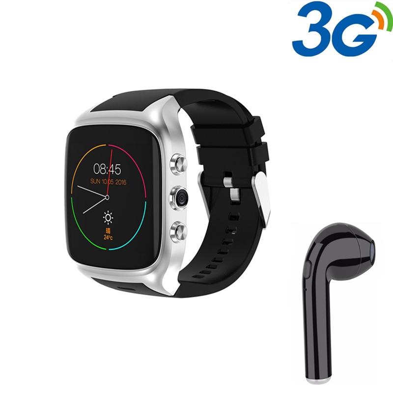 3G smart watch Bluetooth smartwatch 2MP WiFi GPS wristwatch with sim card slot for iphone ios huawei watch 2 pk z01 x86 x200 x6