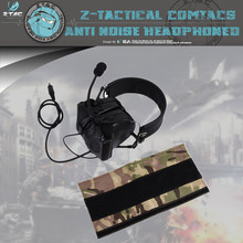 Z-TAC Z044 Softair Aviation Headset Peltor Comtac