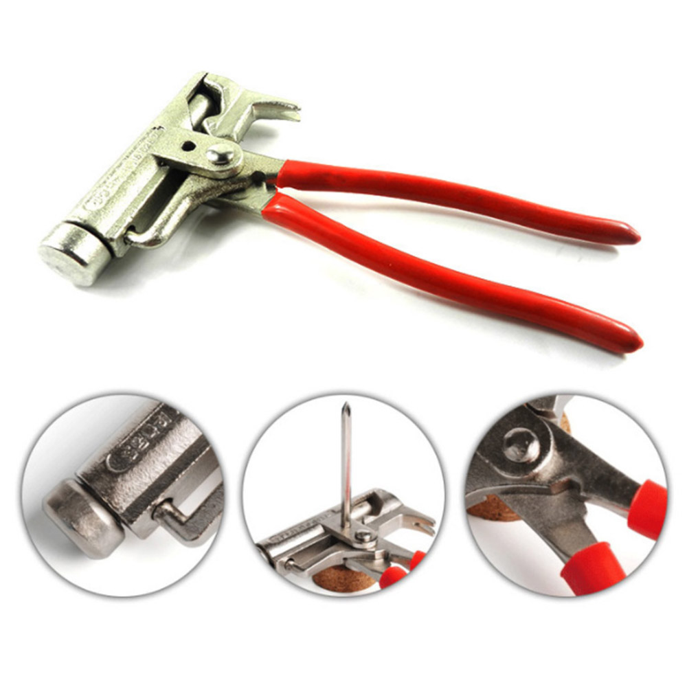 Multi-function Universal Hammer Screwdriver Nail Gun Pipe Pliers Wrench Clamps Pincers Carpentry Electrical Fitter
