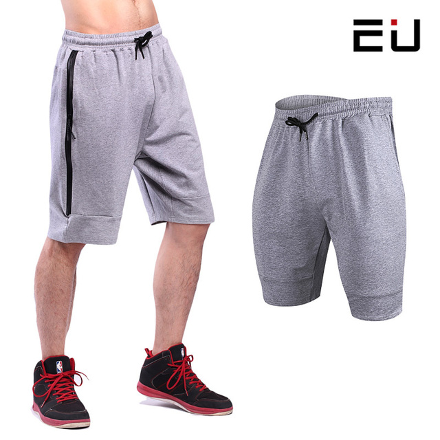 124f8a768 2017 Mens Basketball Shorts Men Cotton Basketball Shorts with Pockets Soft  Quick Dry High Quality Running Training Workout Short