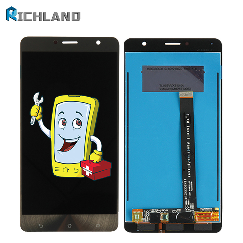 Original 5.5 IPS Display For Asus Zenfone 3 Deluxe ZS550KL LCD Touch Screen Z01FD LCD Digitizer For Zenfone 3 Deluxe ZS550KLOriginal 5.5 IPS Display For Asus Zenfone 3 Deluxe ZS550KL LCD Touch Screen Z01FD LCD Digitizer For Zenfone 3 Deluxe ZS550KL