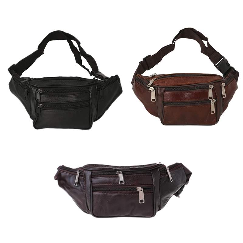 New Fashion Waist Fanny Pack Belt Bag Pouch Travel Hip Purse Men Women