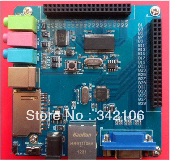 Free Shipping!!! audio peripheral board module