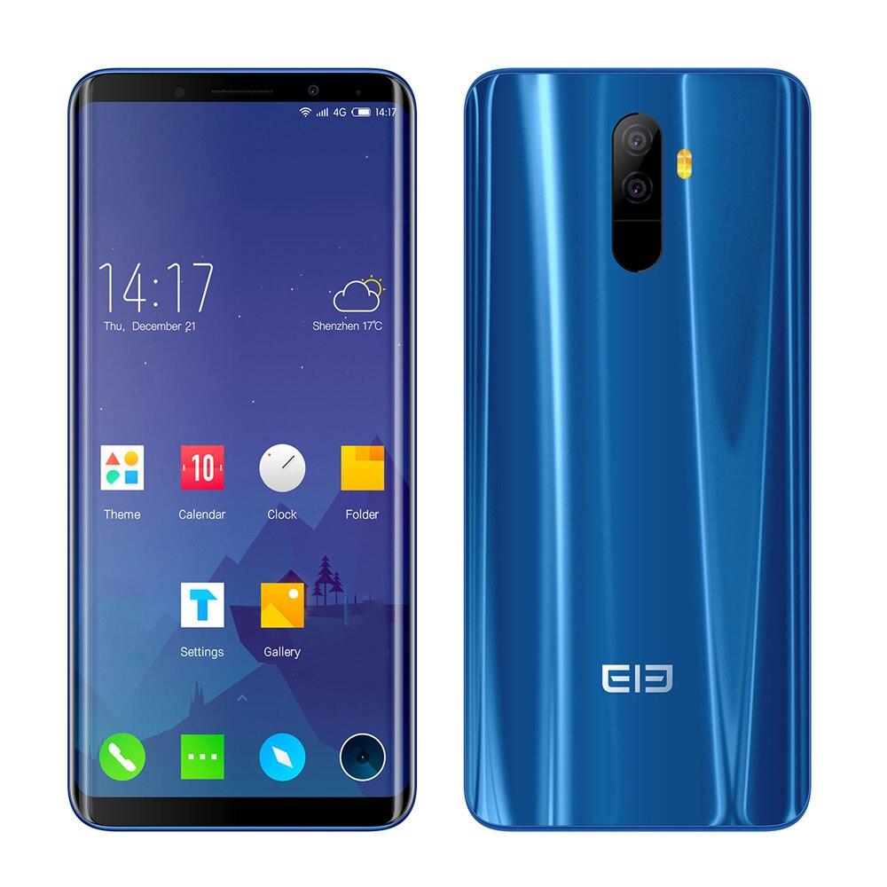 Elephone U 4G Smartphone 5 99 Inch Android 7 1 MTK6763 Octa Core 6GB 128GB Dual