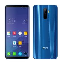 Elephone U 4 г смартфон 5.99 дюймов Android 7.1 mtk6763 Восьмиядерный 6 ГБ 128 ГБ двойной камеры заднего Corning горилла Стекло Экран телефон